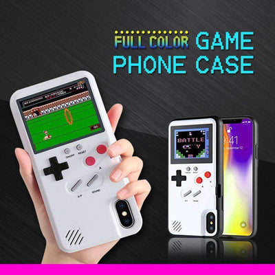 Color Display Classic Game Phone Case