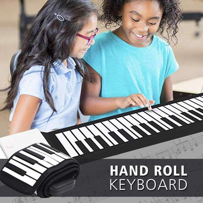 Hand Roll Piano