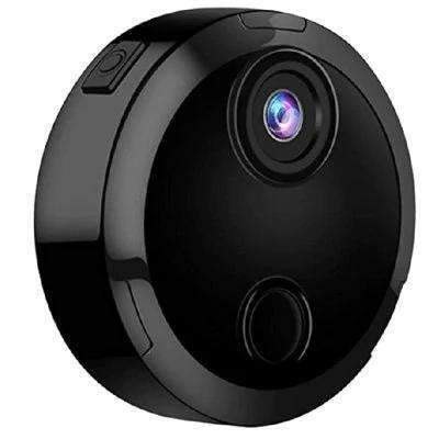 HDQ15 1080P HD Wi-Fi Night Vision Infrared Camera - BLACK