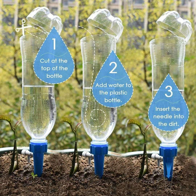 Automatic Drip Plant Waterer