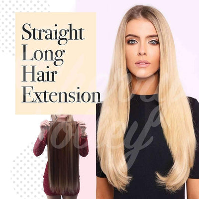 Straight  Long Hair Extensions