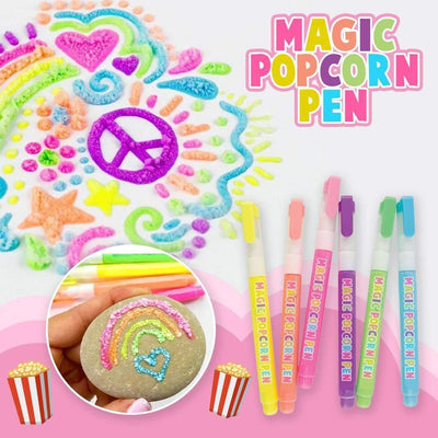 Magic Popcorn Pen
