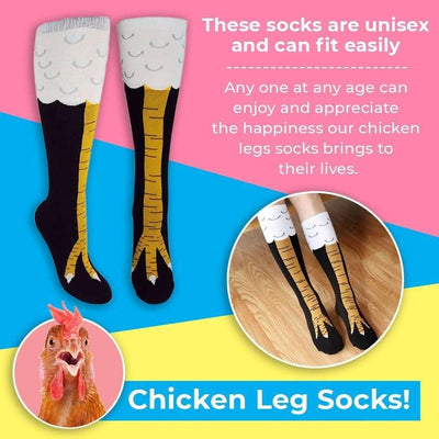Chicken Claw Socks