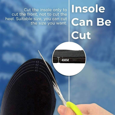 Rechargeable Heating Insoles