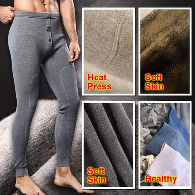 Super Warm Men's Thermal Pants