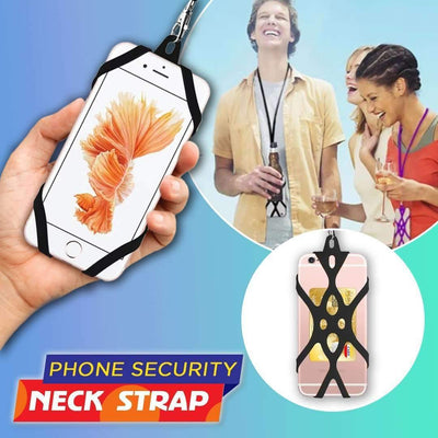 Super-Grip Phone Security Neck Strap