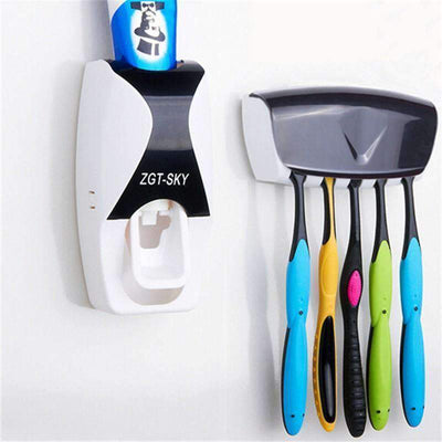 Easy Toothpaste Dispenser