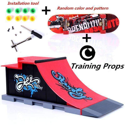 Finger Skateboard Parks Kits