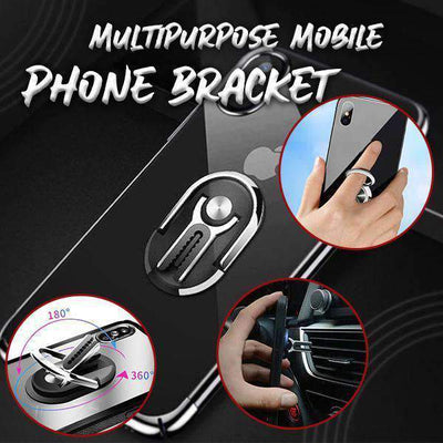 2 In 1 Multipurpose Mobile Phone Bracket