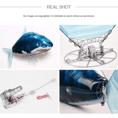 Air Swimmers Remote Control Flying Shark【Black Friday Hot Sale🔥】