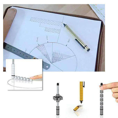 Magnetic Polar Pen
