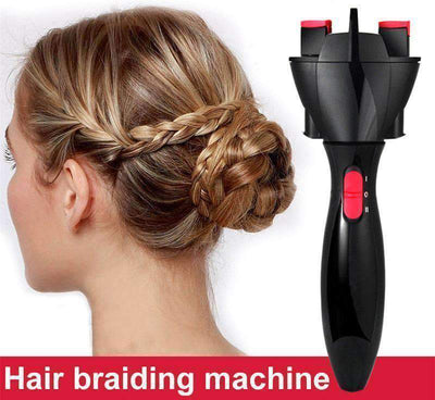 Professional Twist Braiding Hairstyler