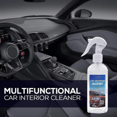 Multi-functional Car Interior Cleaning Agent