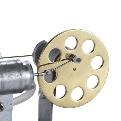 Stirling Engine Motor Model