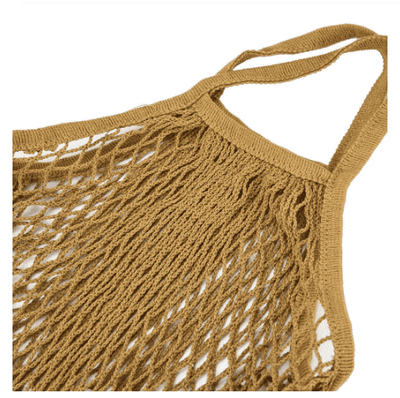 Reusable Mesh Shopping Tote