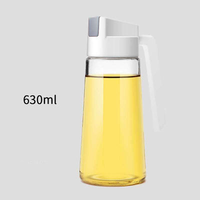 Automatic Opening Oil Bottle
