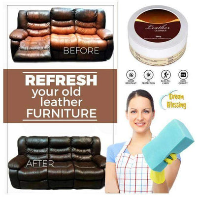 L-Revive™ - Restores Leather Like Brand New