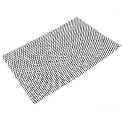 Non-Stick Barbecue Grill Mesh Mat - 4pcs