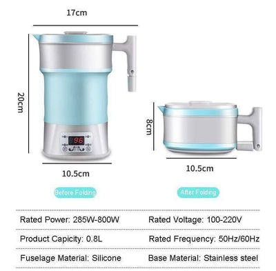 Foldable Travel Kettle
