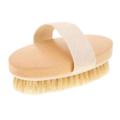 Dry Skin Body Soft Natural Bristles