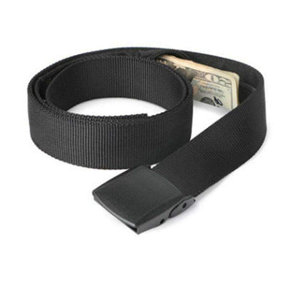 Anti-Theft Belt Wallet