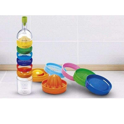 8-in-1 Multipurpose Food Processor Bottle