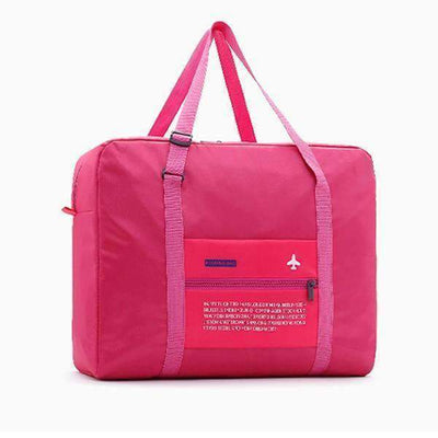 TRAFANA Waterproof Weekender Duffel Bag