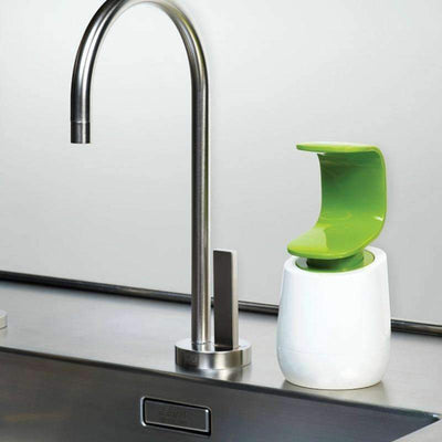 Hygienic Single-handed C-shape Soap Dispenser