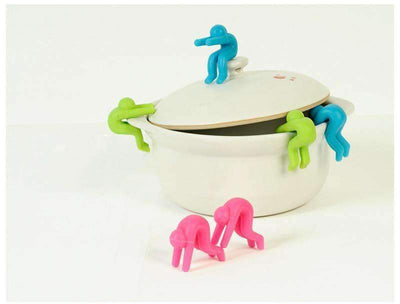 Pot Lid Holder - 6pcs