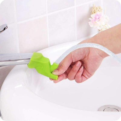 Silicone Dual Faucet Extender