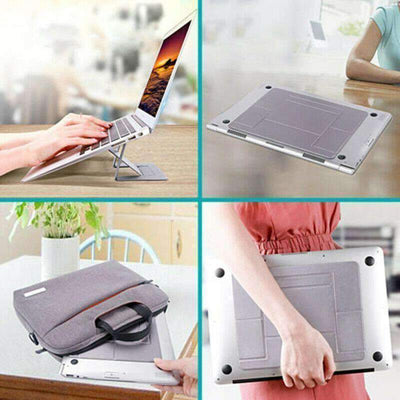 Invisible Multi-Angle Laptop Stand