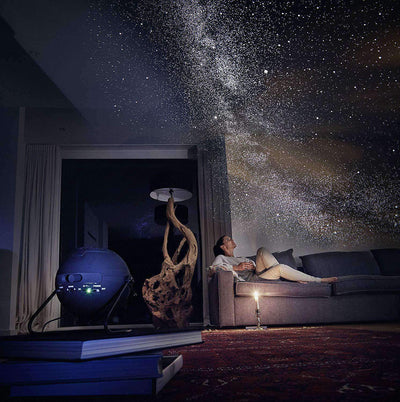 Portable Home Planetarium