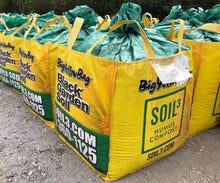 Load image into Gallery viewer, Soil³ Humus Compost in a BigYellowBag