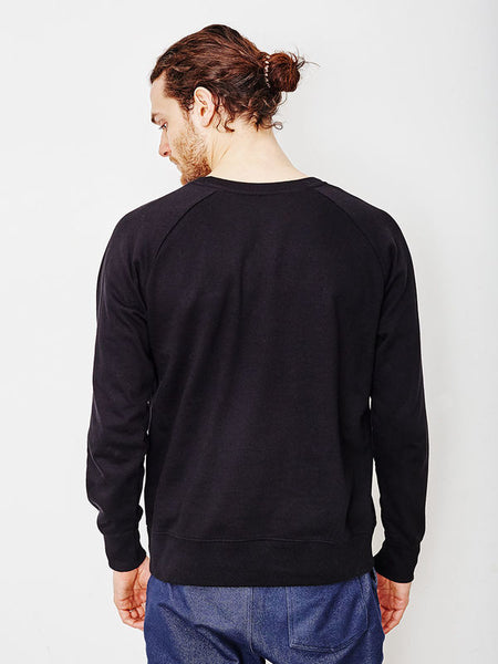 Blocks Black Sweatshirt
