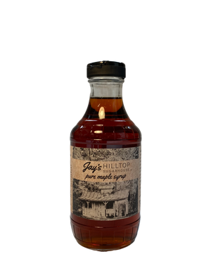 Jay's Hilltop Sugarhouse Maple Syrup