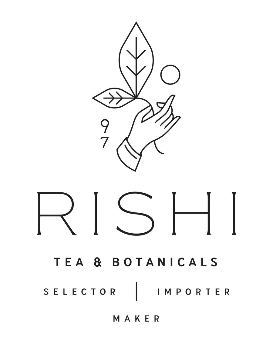 Rishi Organic Turmeric Ginger Chai Concentrate