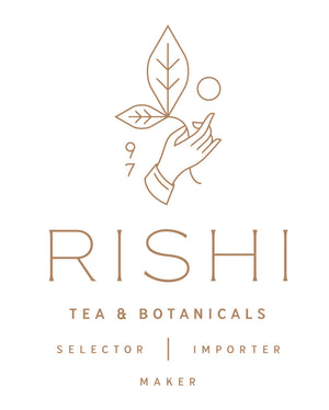 Rishi Organic Matcha Ginger Buzz Loose Leaf Green Tea Blend