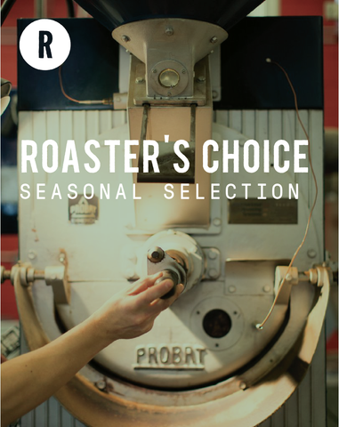 Roaster's Choice 2x 8oz Subscription
