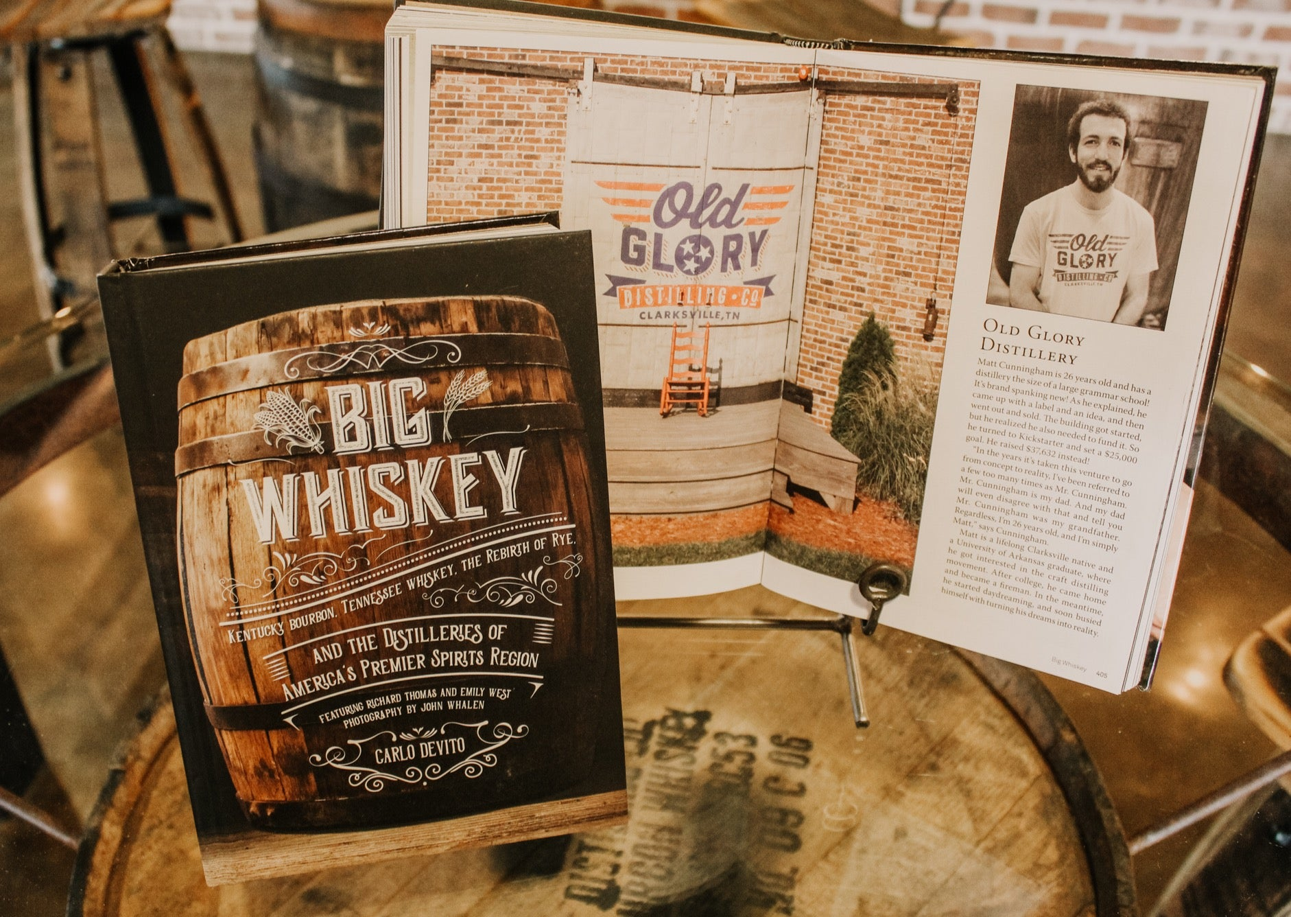Big Whiskey Book