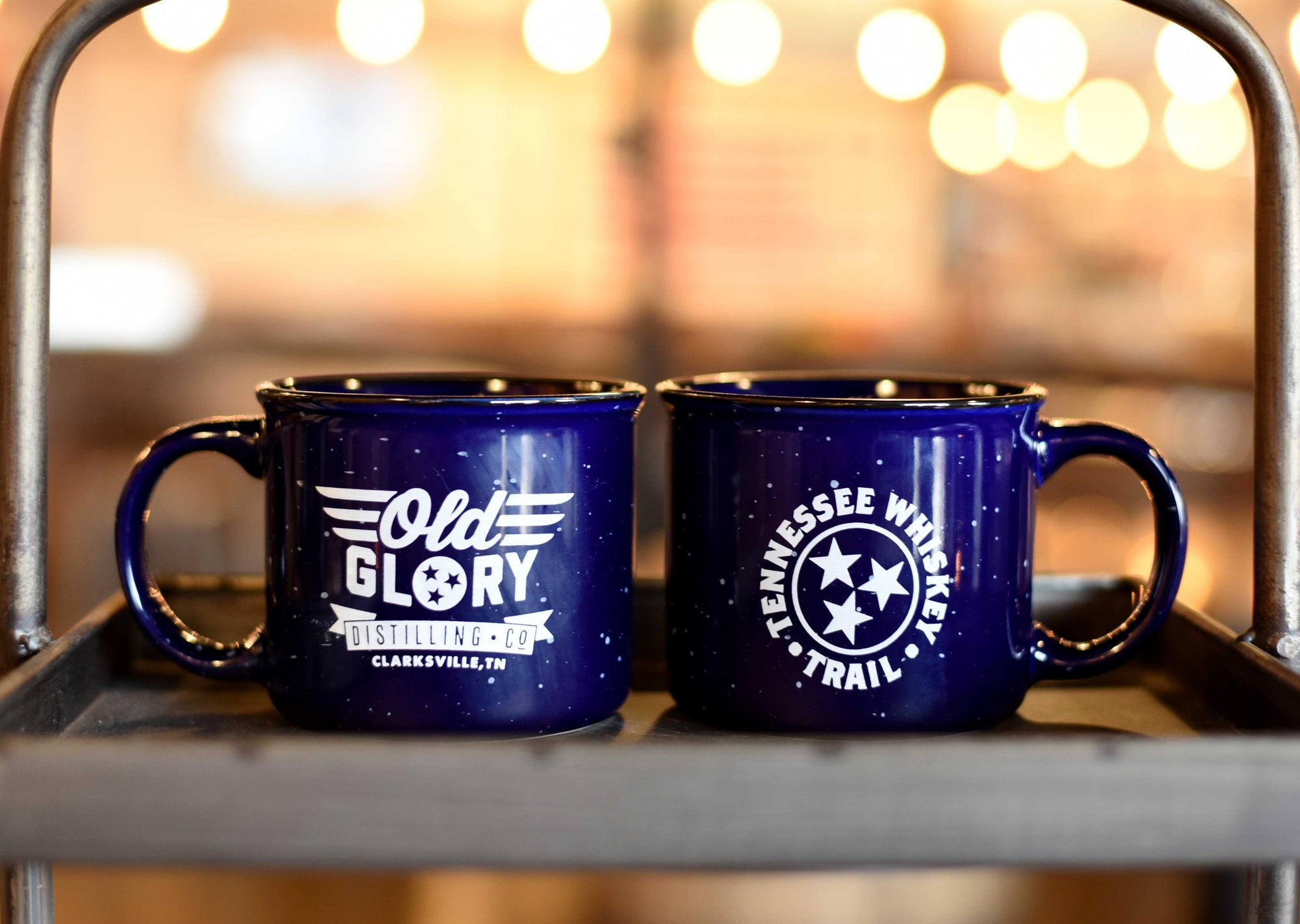 Old Glory Distilling Co. + TN Whiskey Trail Campfire Coffee Mug