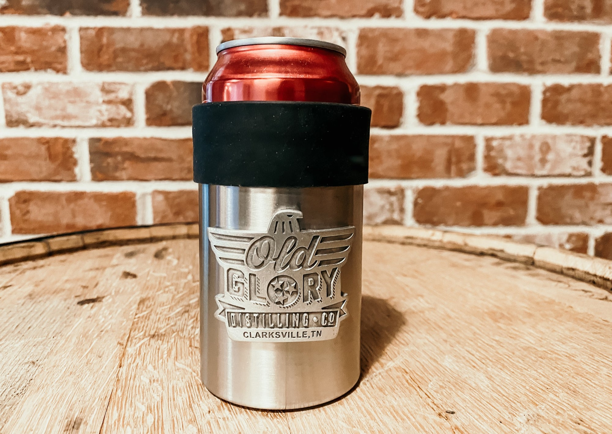 Heritage Pewter Can Cooler