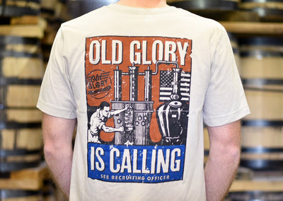Old Glory Recruitment T-shirt
