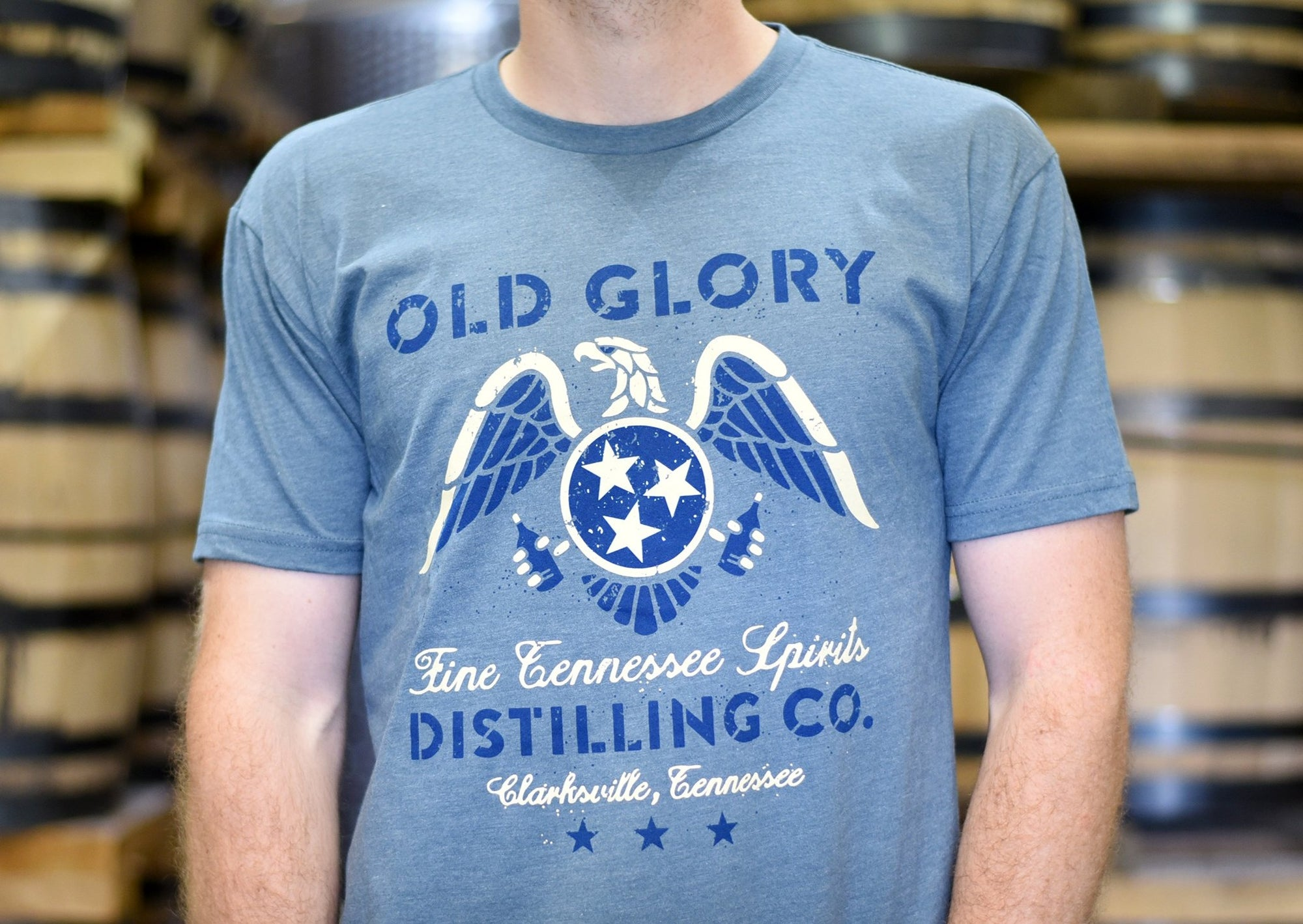 Old Glory Eagle T-shirt