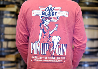 Pin-Up Gin Long Sleeve Shirt