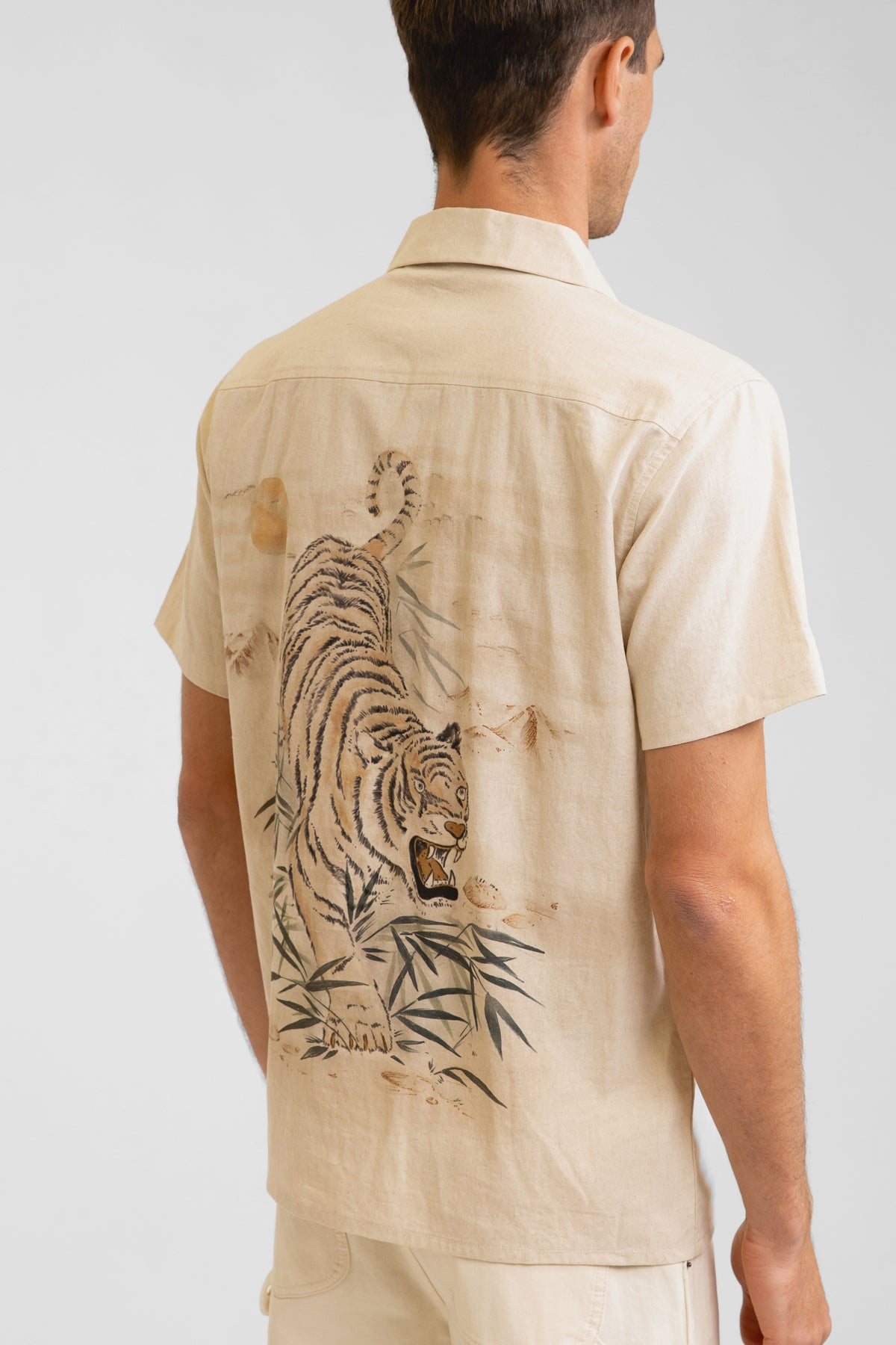 RHYTHM ALOHA TIGER ShortSleeve SHIRT