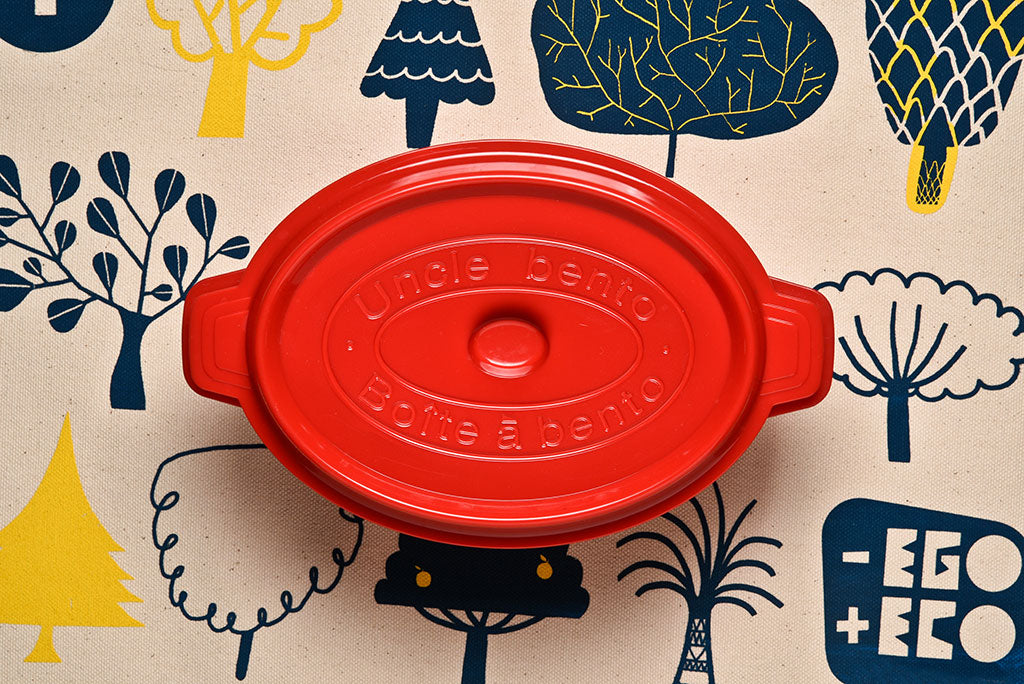 Le Cocotte Lunchbox Groß rot