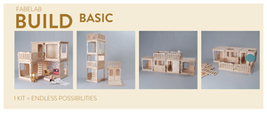 FABELAB BUILD A HOME Basic Kit