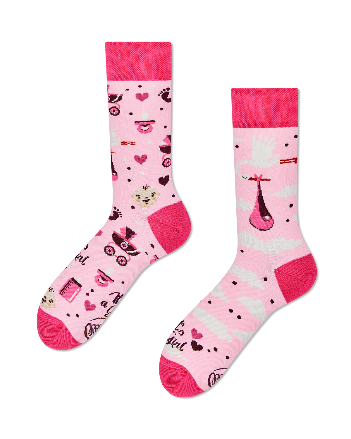 IT´S A GIRL Socken