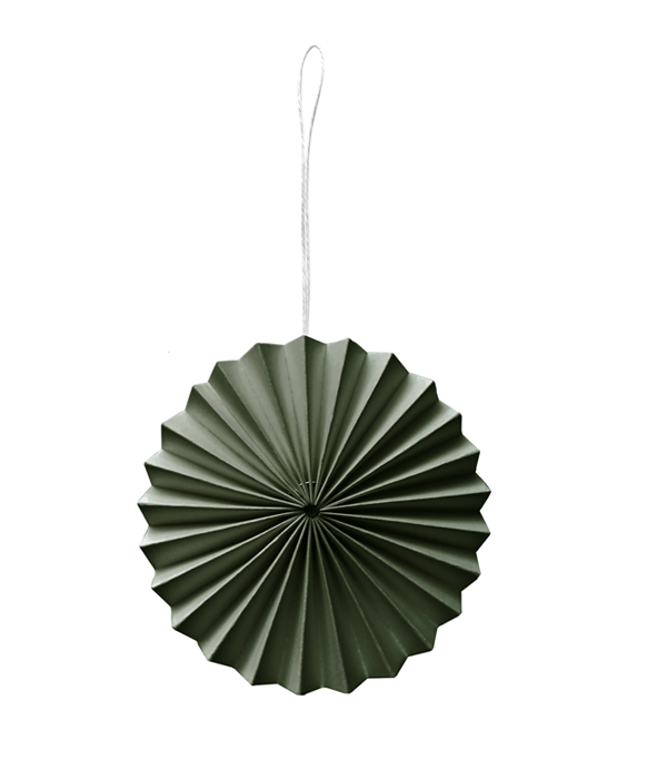 Paper Ornament OLIVE