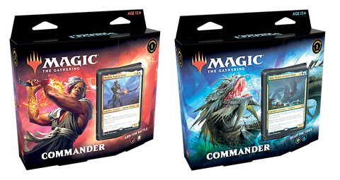MTG: COMMANDER LEGENDS DECK